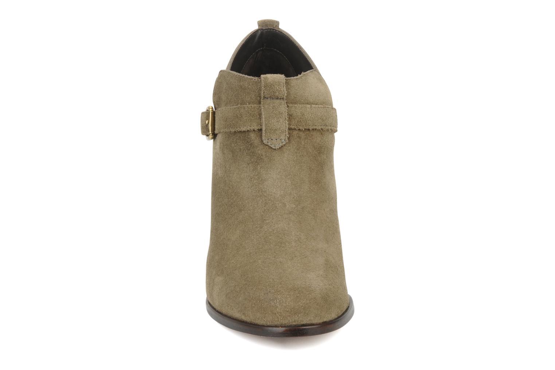 Boots en enkellaarsjes Tila March Booty strap suede Groen model