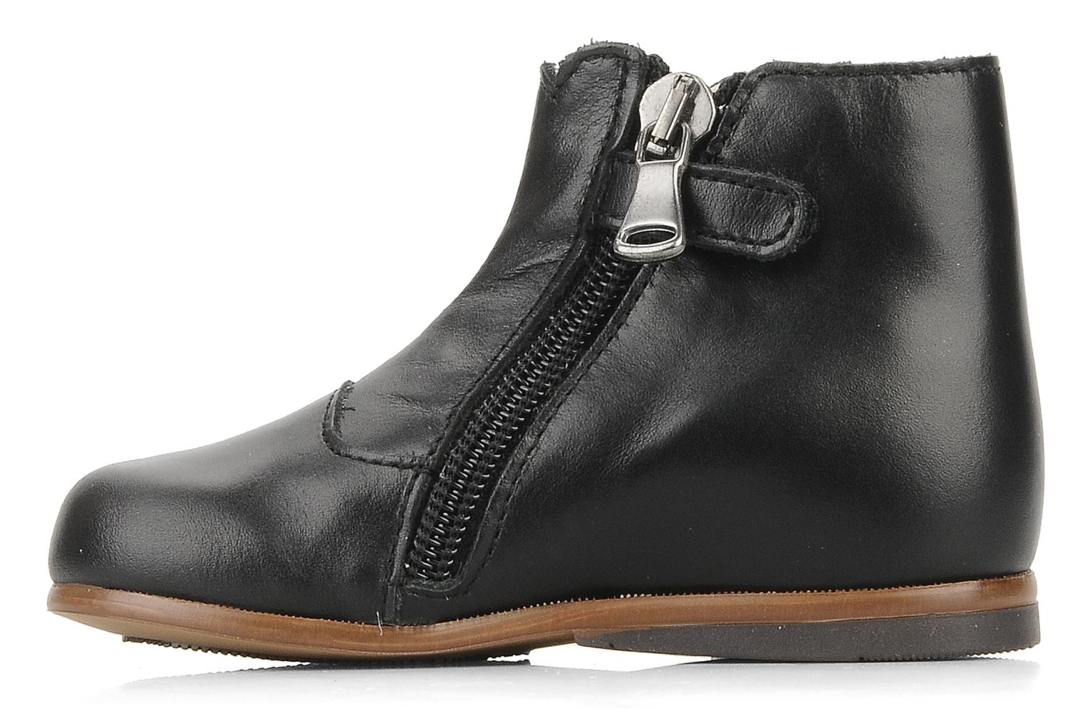 Ankle boots Little Mary Greta Black front view