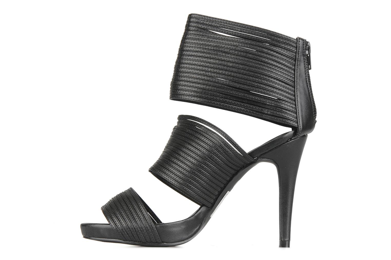 Sandalen Latinas Elega Zwart voorkant