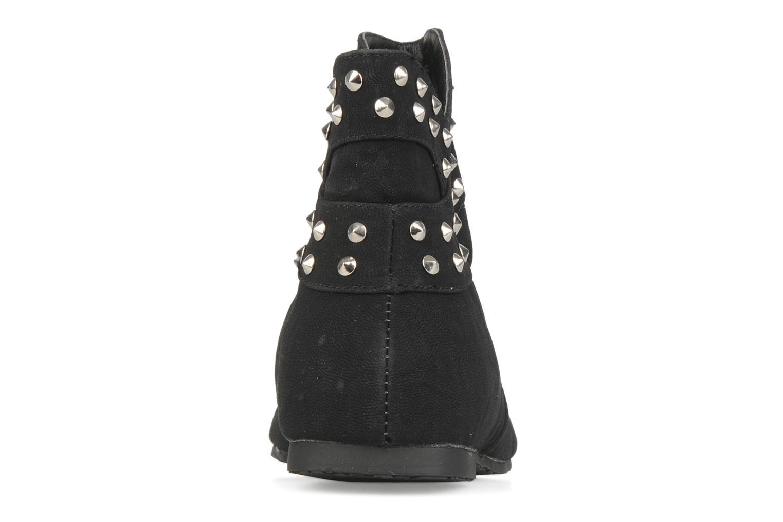 Boots en enkellaarsjes Latinas Botin Zwart rechts