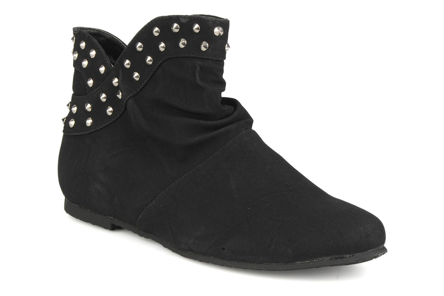 Ankle boots Latinas Botin Black detailed view/ Pair view
