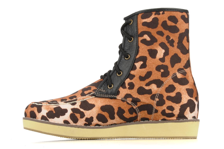 Boots en enkellaarsjes Friis & company Beinta Bruin voorkant