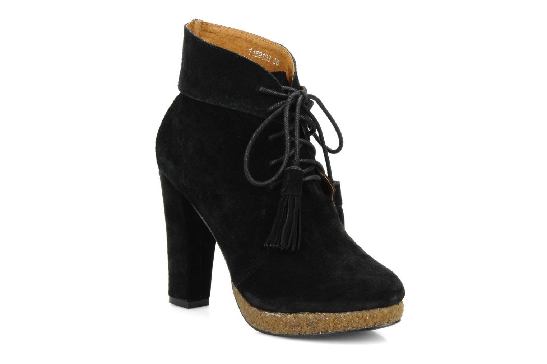 Stiefeletten & Boots Friis & company Belinda schwarz detaillierte ansicht/modell