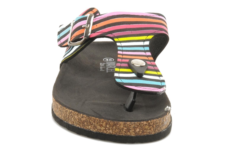 Zehensandalen Little Marcel Clima mehrfarbig schuhe getragen