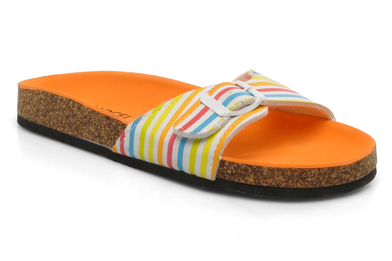 Clogs & Pantoletten Little Marcel Calabre mehrfarbig detaillierte ansicht/modell