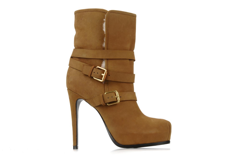Stiefeletten & Boots Pour La Victoire Lizzie braun ansicht von hinten