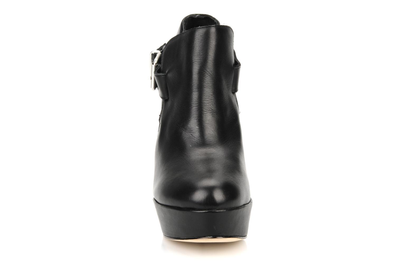 Bottines et boots Pour La Victoire Amael Noir vue portées chaussures