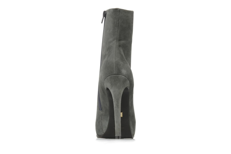 Bottines et boots Pour La Victoire Bardot Gris vue droite