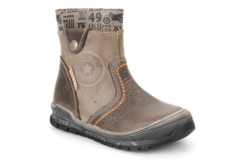 Bottines et boots Bopy Botar Marron vue détail/paire