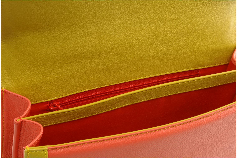 Handväskor MySuelly Louise Emma Orange bild från baksidan