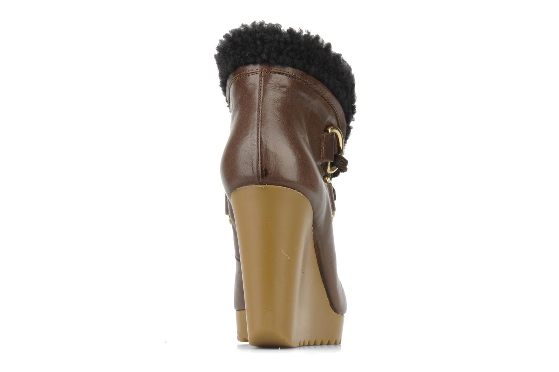 Boots en enkellaarsjes Kéy Té By Kallisté Donata Bruin rechts