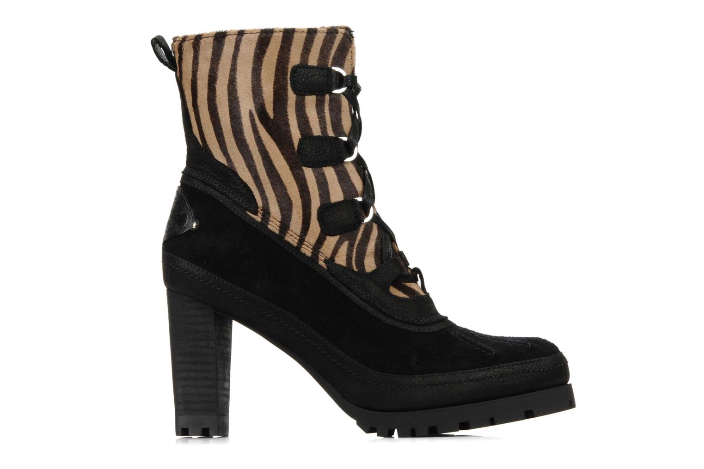 Boots en enkellaarsjes Kesslord Norfolk Zwart achterkant