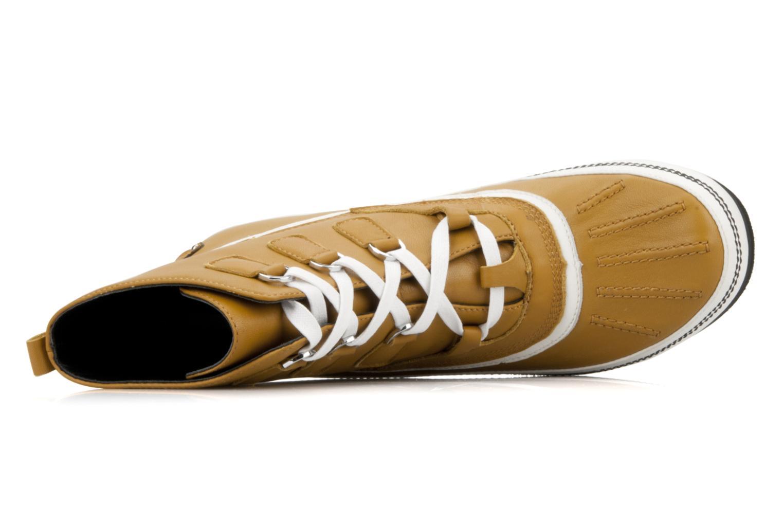 Boots en enkellaarsjes Kesslord Dawson Bruin links