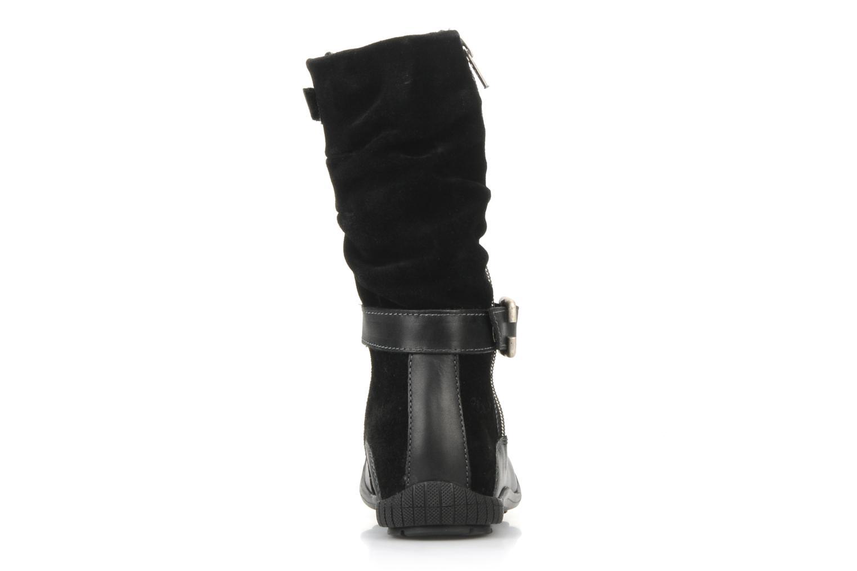 Stiefel Ramdam by GBB Ramdam 520 schwarz ansicht von rechts
