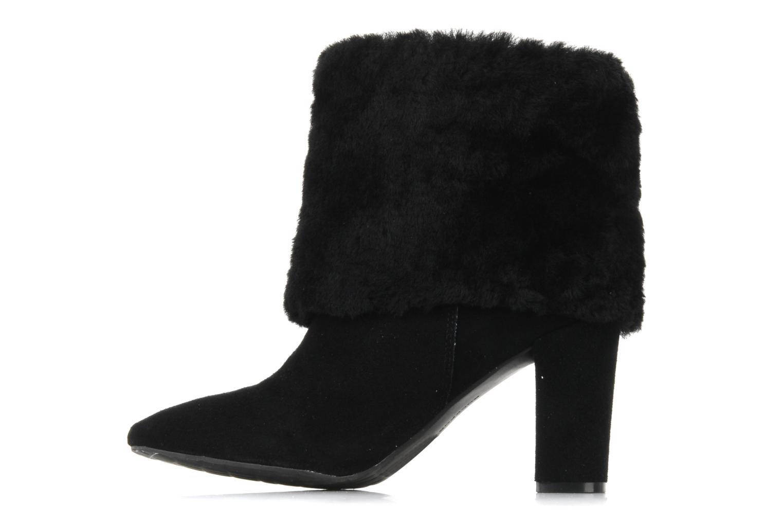 Boots en enkellaarsjes Rockport Helena cuffed bootie Zwart voorkant