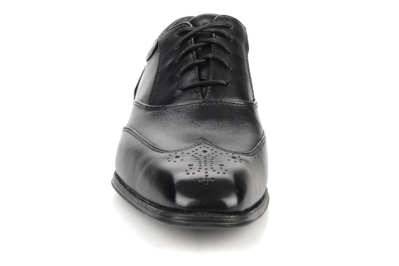 Lace-up shoes Rockport Hillandale Black model view