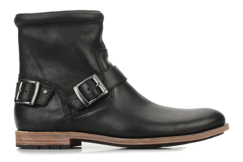 Ankle boots Rockport D2n side zip Black back view