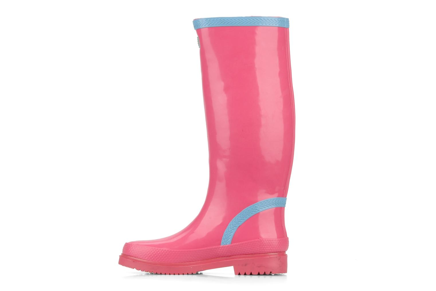 Bottes Havaianas Feeling wellies w Rose vue face