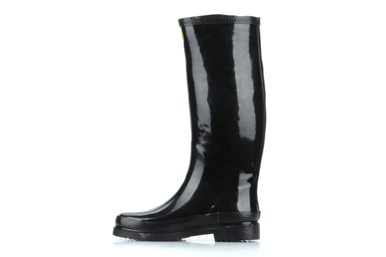 Stiefel Havaianas Feeling wellies w schwarz ansicht von vorne