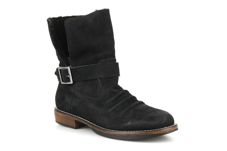 Boots en enkellaarsjes Kelsi Dagger Jaxen Zwart 3/4'