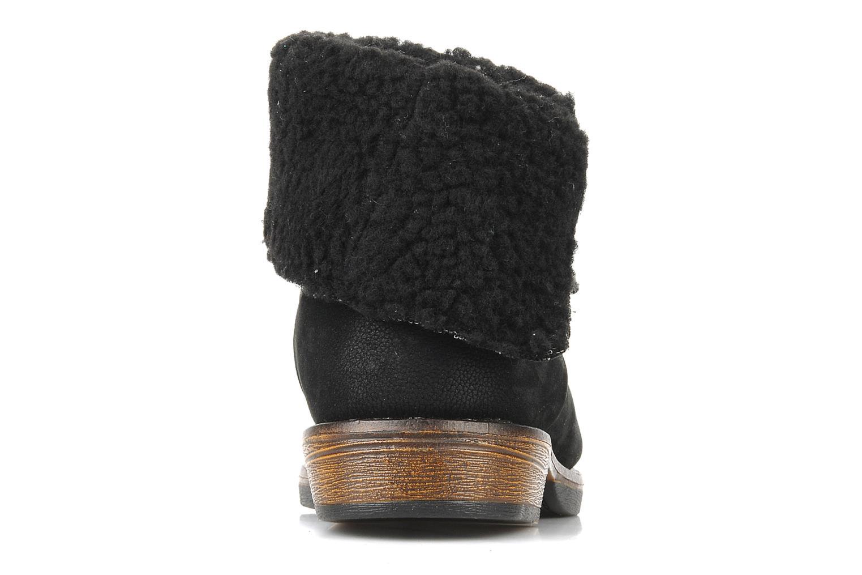 Boots en enkellaarsjes Kelsi Dagger Jaxen Zwart rechts