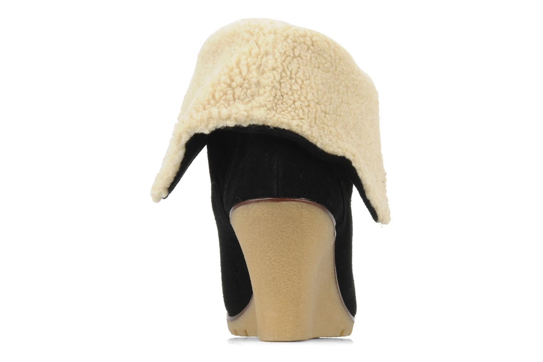 Stiefeletten & Boots Kelsi Dagger Francille schwarz ansicht von rechts