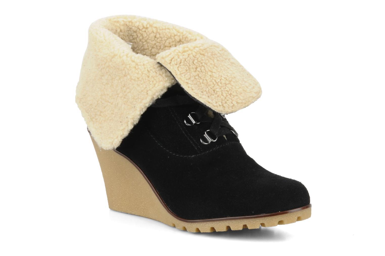 Stiefeletten & Boots Kelsi Dagger Francille schwarz detaillierte ansicht/modell