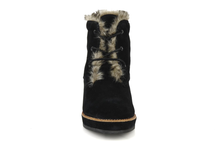 Bottines et boots No Name New aki crepe desert botte Noir vue portées chaussures