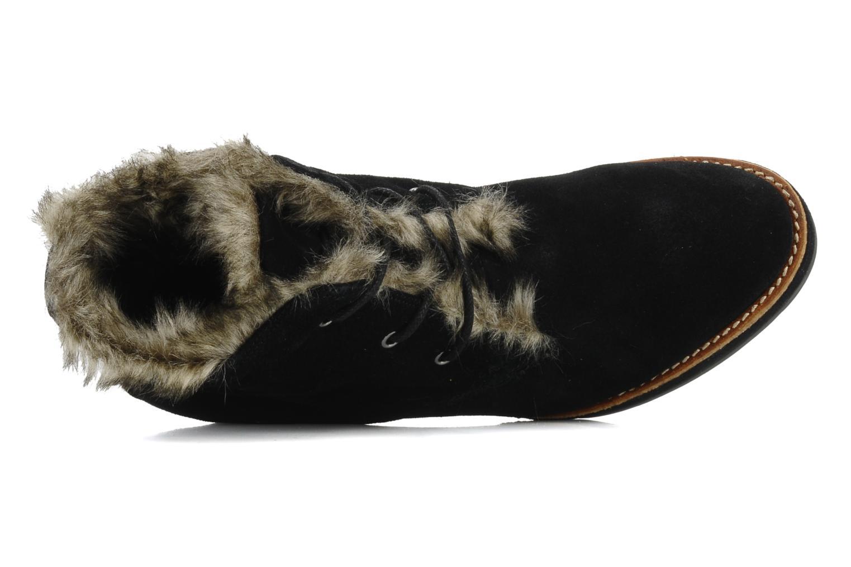 Bottines et boots No Name New aki crepe desert botte Noir vue gauche