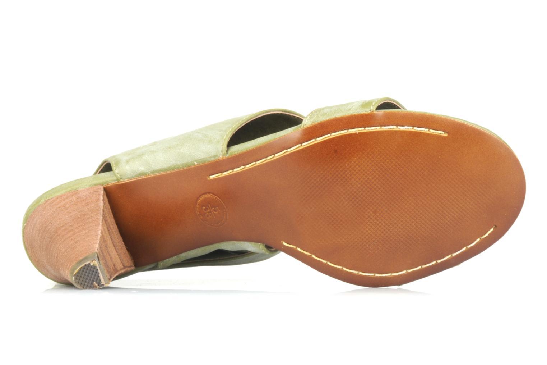 Sandalen Spot On Marila Groen boven