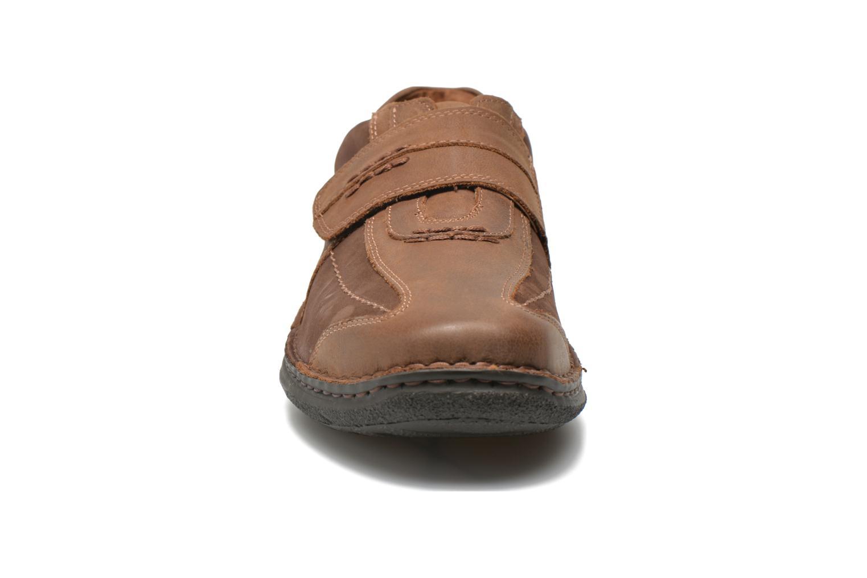 Velcro shoes Josef Seibel Alec Brown model view