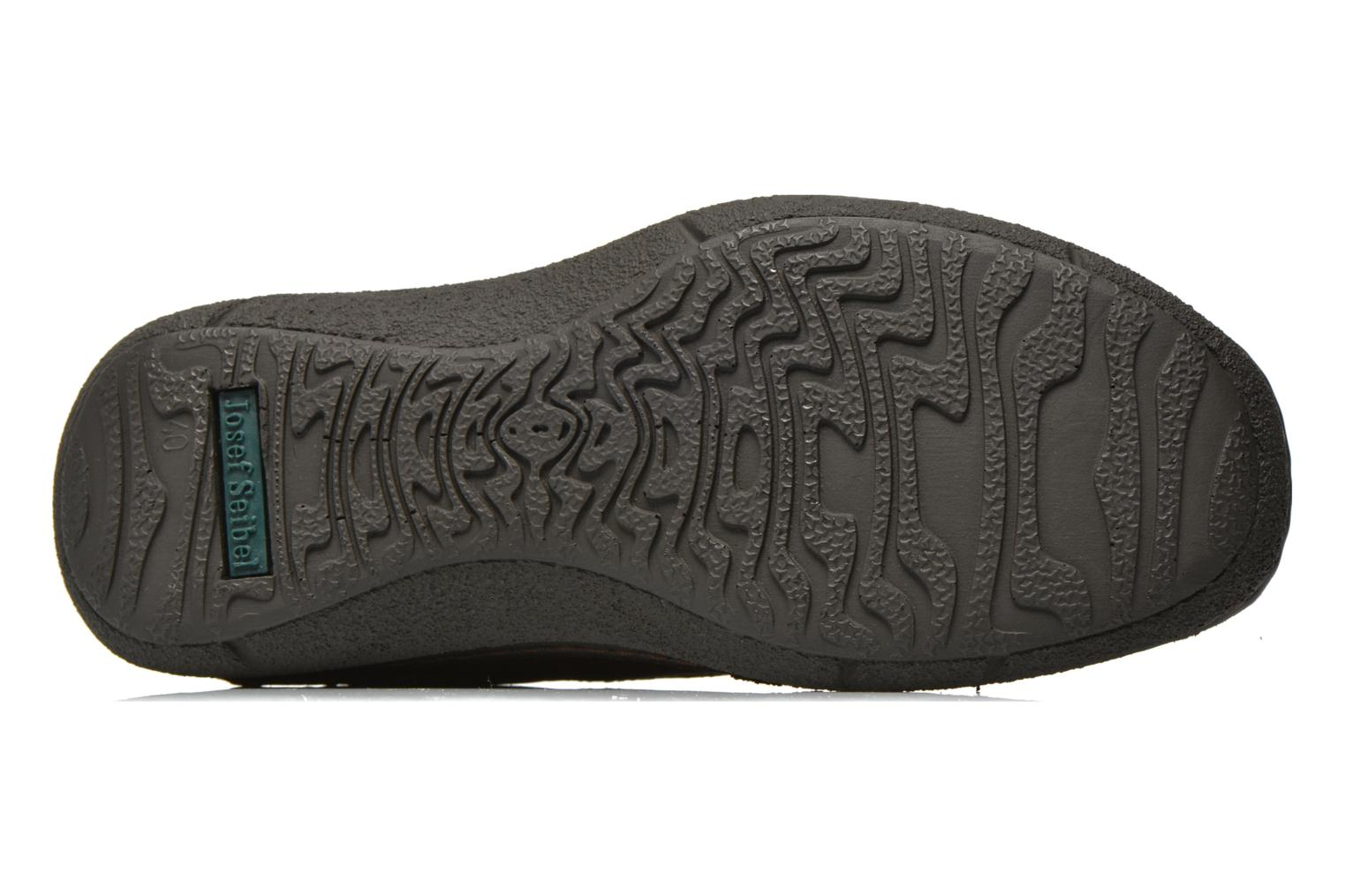 Velcro shoes Josef Seibel Alec Brown view from above