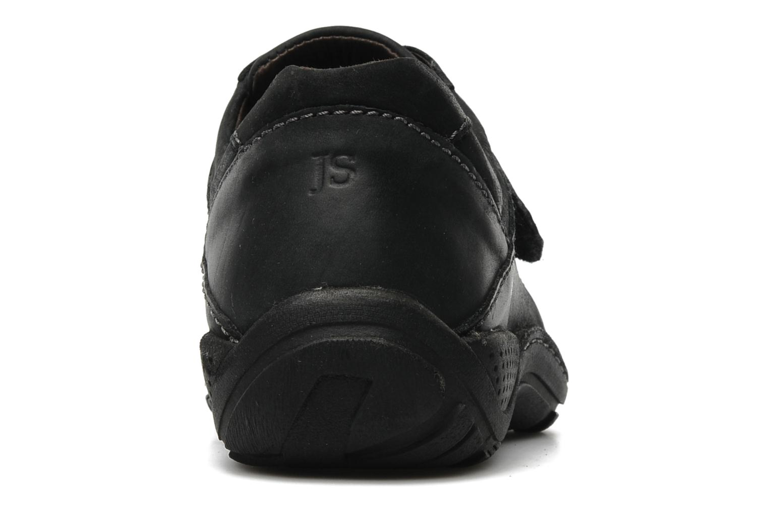 Lace-up shoes Josef Seibel Arthur Black view from the right