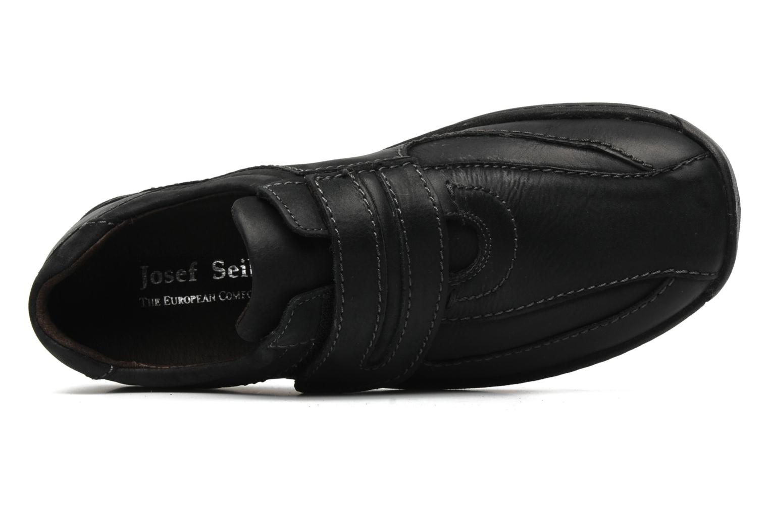 Lace-up shoes Josef Seibel Arthur Black view from the left