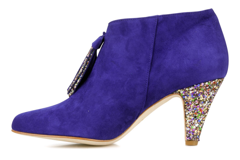Bottines et boots Patricia Blanchet Pl55 bis Bleu vue face