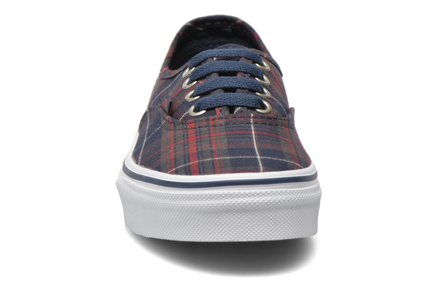Sneakers Vans Authentic E Blauw model