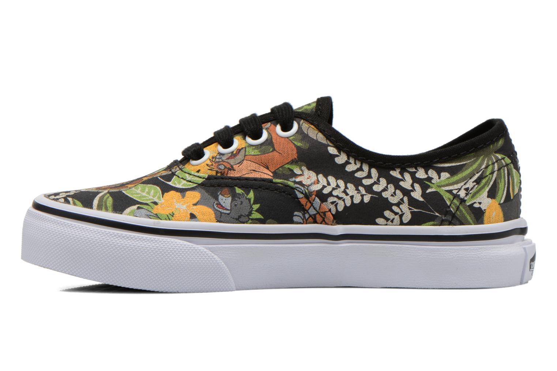 Sneakers Vans Authentic E Multicolor voorkant