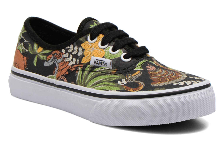 Sneakers Vans Authentic E Multicolor detail