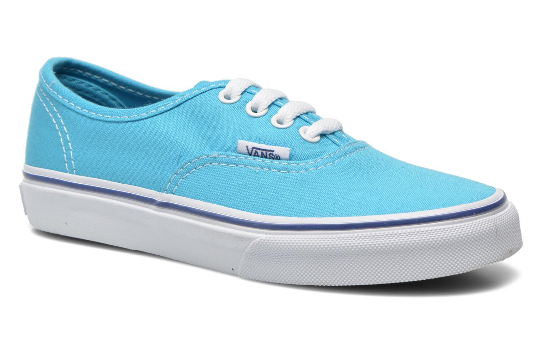 Sneaker Vans Authentic E blau detaillierte ansicht/modell