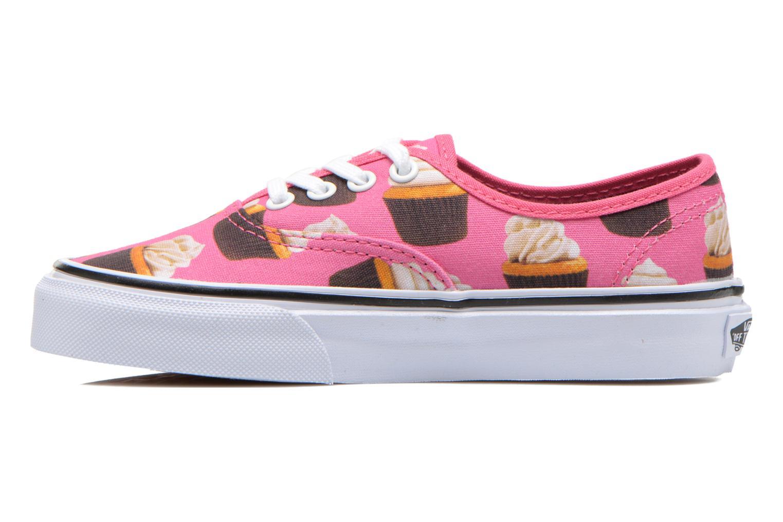 Sneaker Vans Authentic E rosa ansicht von vorne