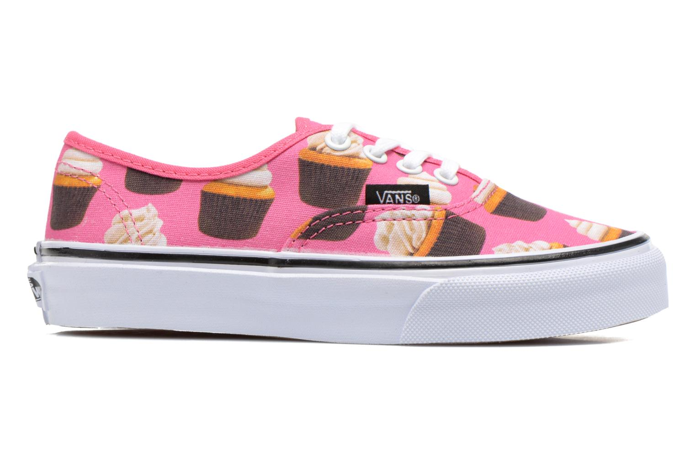 Sneaker Vans Authentic E rosa ansicht von hinten