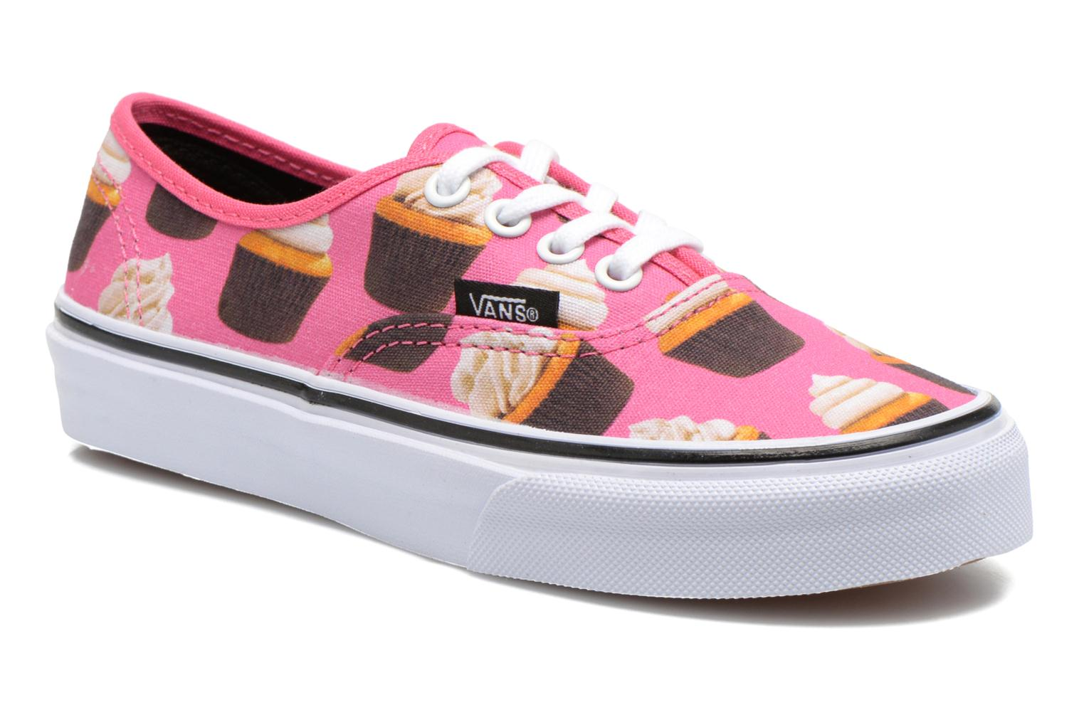 Authentic E Hot pink/Cupcakes