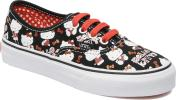 (Hello Kitty) black/high risk red