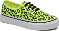 neon leopard yellow