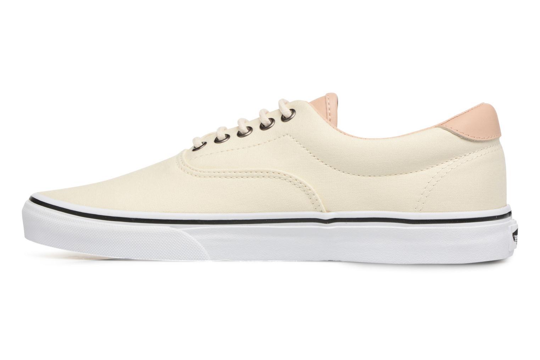 Sneaker Vans Era 59 weiß ansicht von vorne