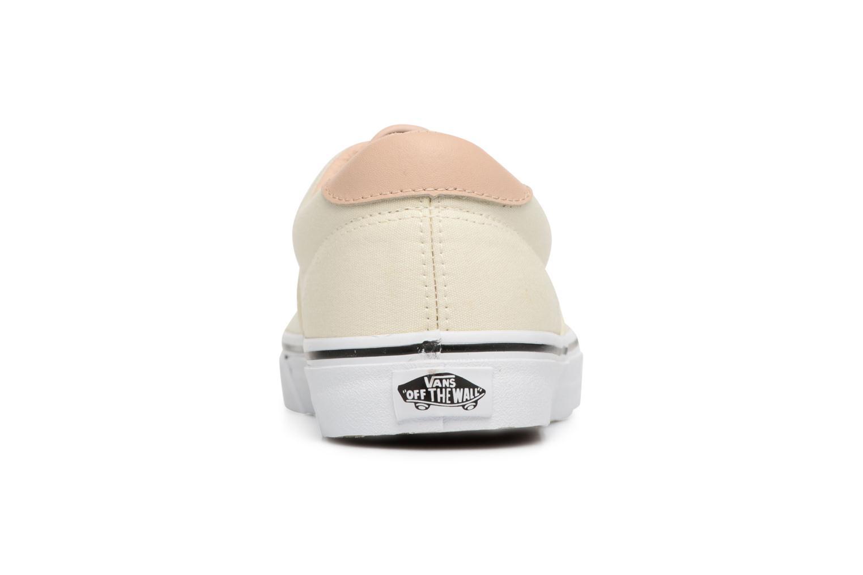 Sneaker Vans Era 59 weiß ansicht von rechts