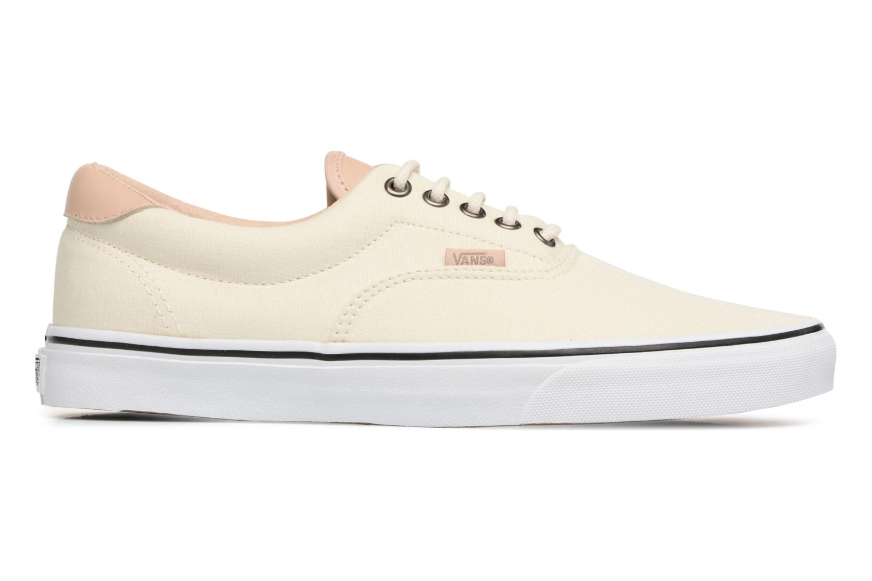 Sneaker Vans Era 59 weiß ansicht von hinten