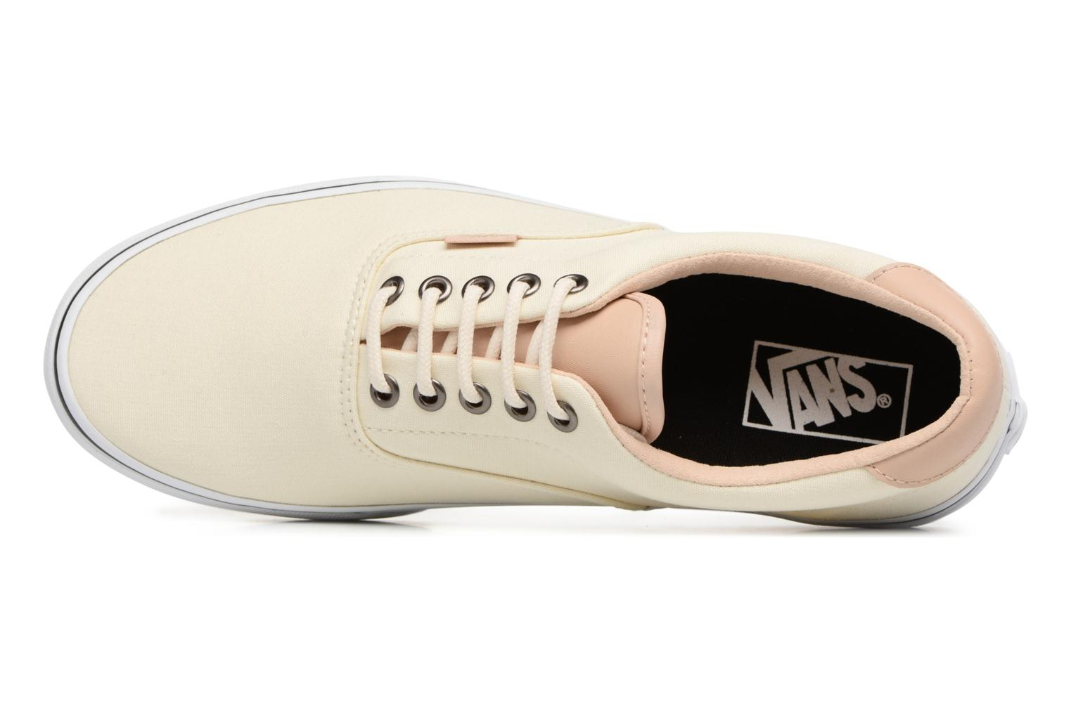 Trainers Vans Era 59 White view from the left