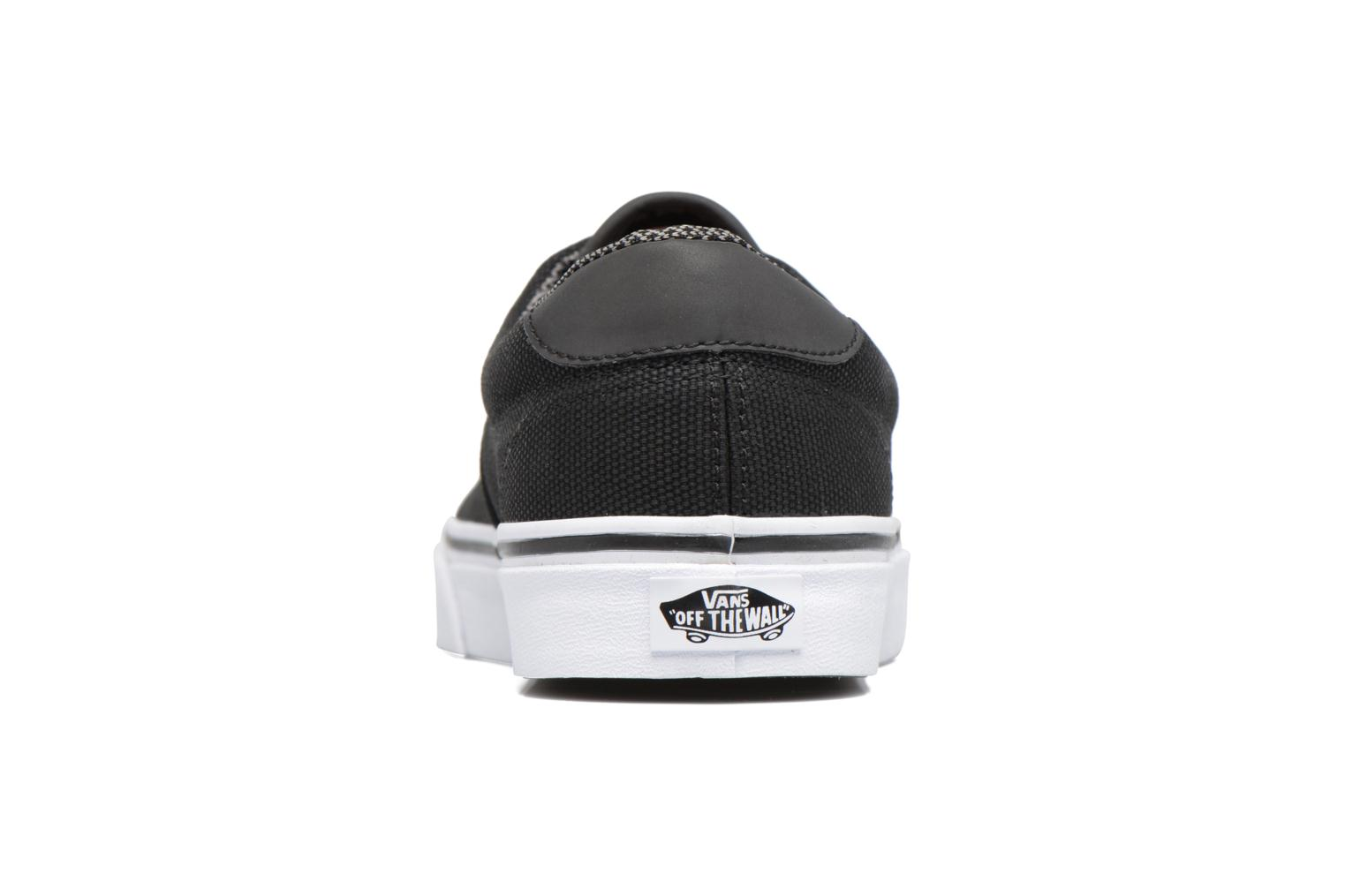 Trainers Vans Era 59 Black view from the right