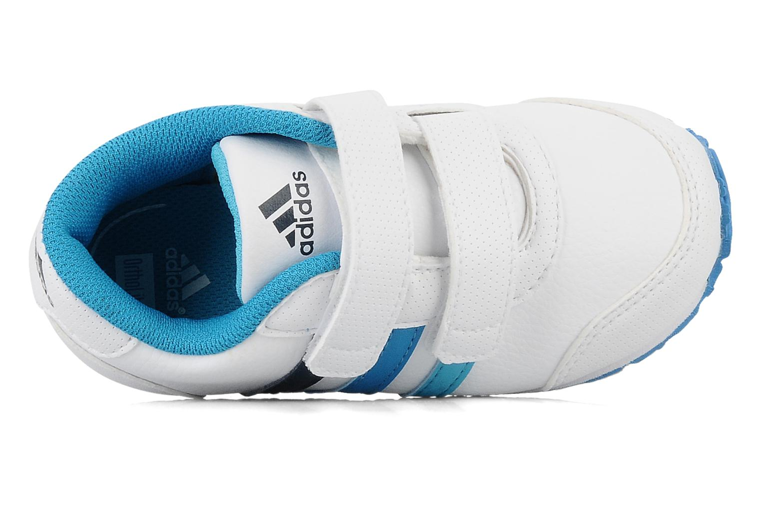 Sport shoes Adidas Performance Snice cf i White view from the left